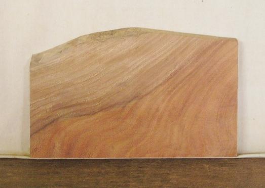 【送料・手数料無料】 3辺カット無垢一枚板 ケヤキ KE-462 小型看板に最適