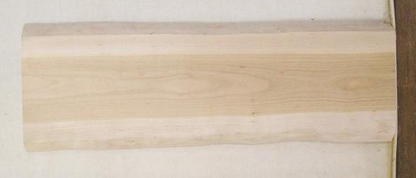 【送料・手数料無料】 山成林業 特小無垢一枚板 YE-475 サクラ 看板に最適