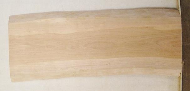 【送料・手数料無料】 山成林業 特小無垢一枚板 YE-472 サクラ 看板に最適