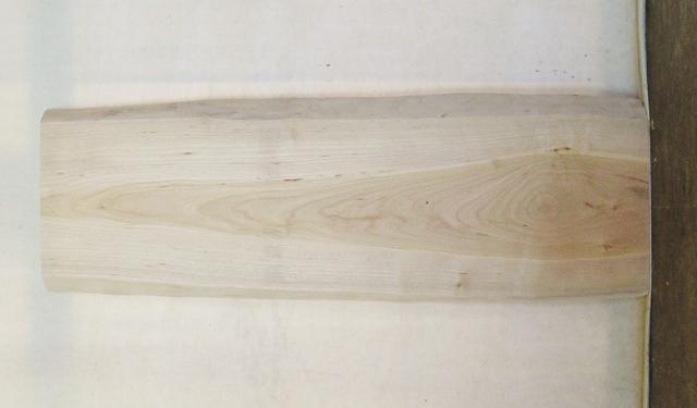 【送料・手数料無料】 山成林業 特小無垢一枚板 YE-478 サクラ 看板に最適