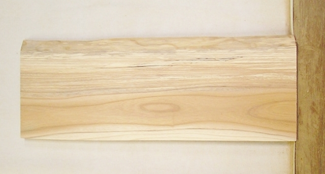 【送料・手数料無料】 山成林業 小型無垢一枚板 KD-514 ケヤキ 小型看板に最適