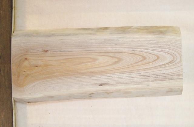 【送料・手数料無料】 山成林業 特小無垢一枚板 KE-521 ケヤキ看板に最適