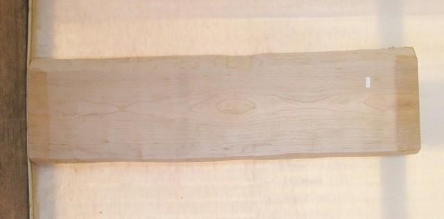 【送料・手数料無料】 山成林業 特小無垢一枚板 YE-480 サクラ 看板に最適