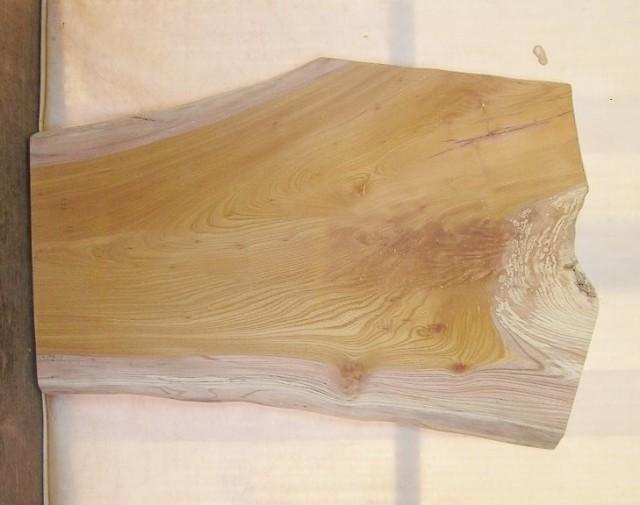 【送料・手数料無料!】 山成林業 大型無垢一枚板 KB-528 ケヤキ 大型看板に最適