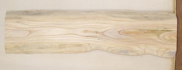 【送料・手数料無料】 山成林業 小型無垢一枚板 KD-542 ケヤキ 小型看板に最適