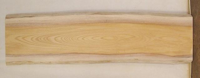 【送料・手数料無料】 山成林業 中型無垢一枚板 KC-543 ケヤキ 中型看板に最適