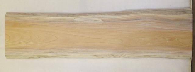 【送料・手数料無料】 山成林業 中型無垢一枚板 KC-544 ケヤキ 中型看板に最適