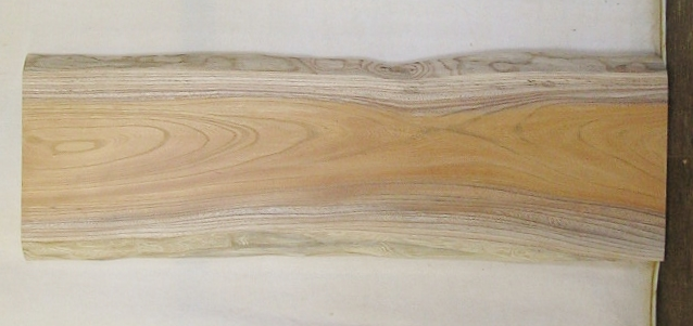 【送料・手数料無料】 山成林業 小型無垢一枚板 KD-545 キ 小型看板に最適