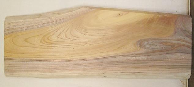 【送料・手数料無料】 山成林業 中型無垢一枚板 KC-559 ケヤキ 中型看板に最適