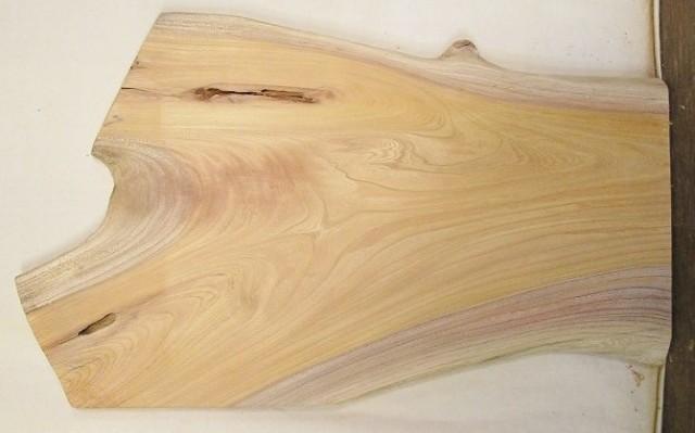 【送料・手数料無料】 山成林業 訳あり特価一枚板 KC-560 ケヤキ 中型看板に最適