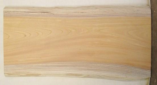 【送料・手数料無料】 山成林業 小型無垢一枚板 KD-561 ケヤキ 小型看板に最適
