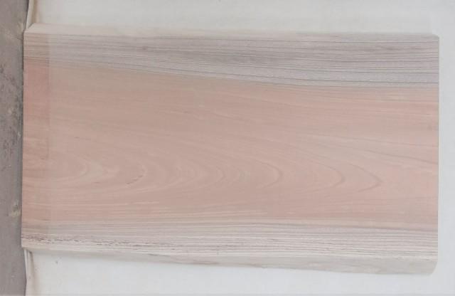 【送料・手数料無料】 山成林業 特小無垢一枚板 KE-576 ケヤキ看板に最適