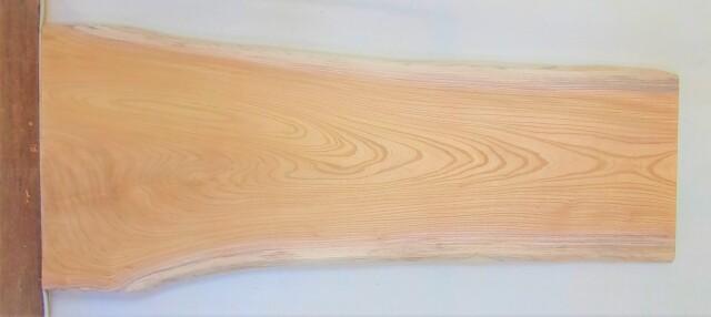 【送料・手数料無料】 山成林業 中型無垢一枚板 KC-598 ケヤキ 中型看板に最適