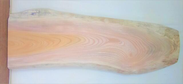 【送料・手数料無料】 山成林業 中型無垢一枚板 KC-604 ケヤキ 中型看板に最適