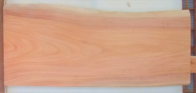 【送料・手数料無料!】 山成林業 特価無垢一枚板 KB-632 ケヤキ 大型看板に最適
