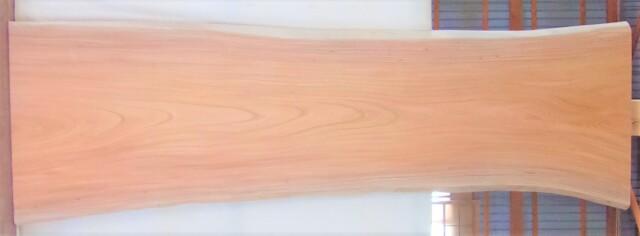 【送料・手数料無料!】 特大型無垢一枚板 KA-633 ケヤキ 特大看板に最適