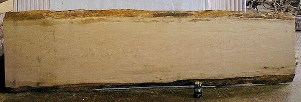山成林業 無垢一枚板素材F-501 ナラ 1900×480×60mm