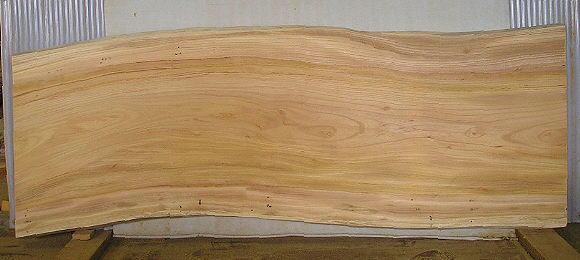 山成林業 無垢一枚板素材F-426 ケヤキ板 1600×570×43mm