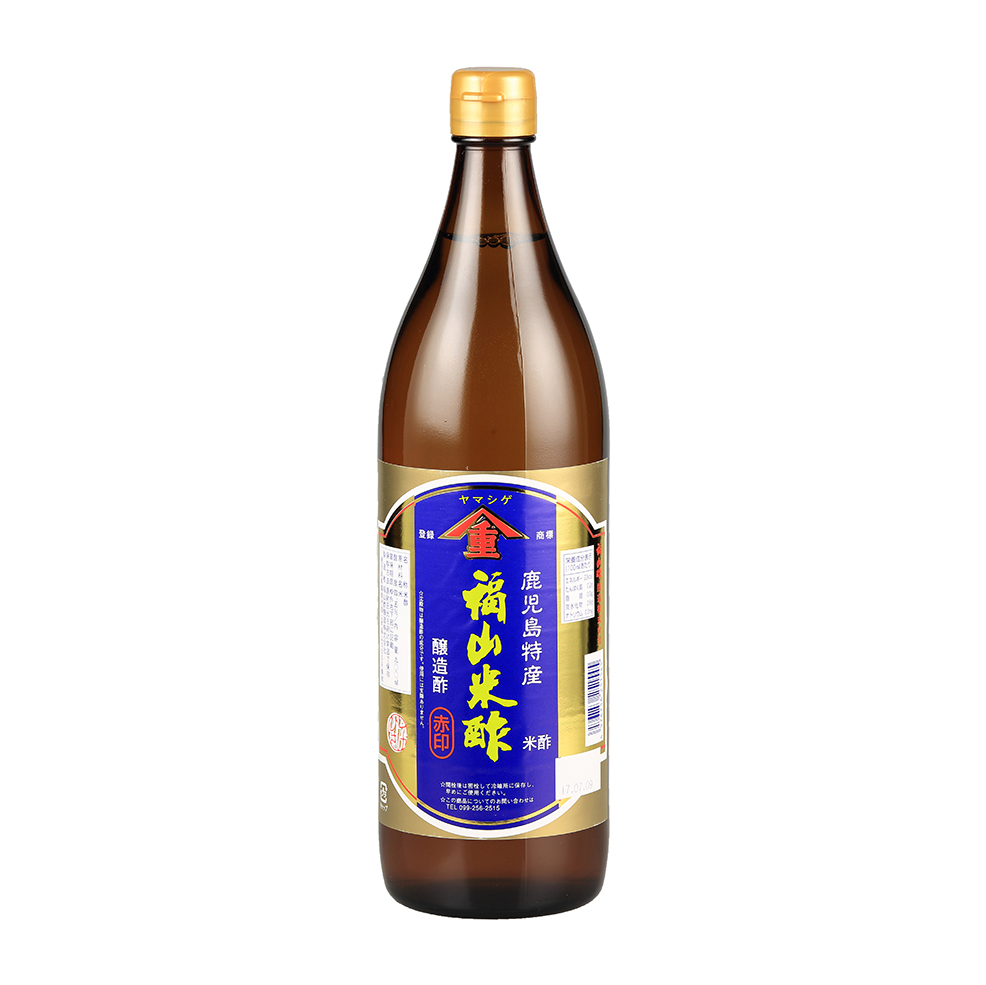 福山米酢 赤印 900ml