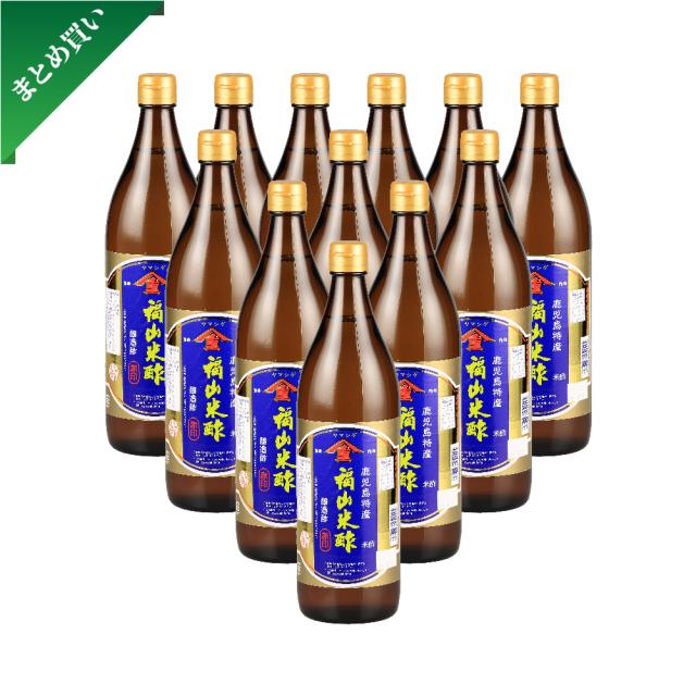 福山米酢 赤印 900ml 12本セット