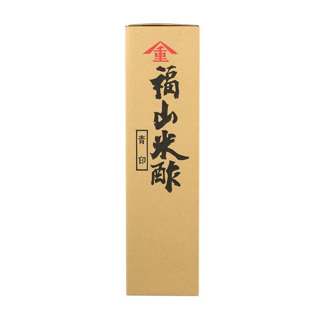 福山米酢 青印 1800ml 化粧箱
