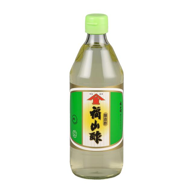 100%醸造酢 500ml