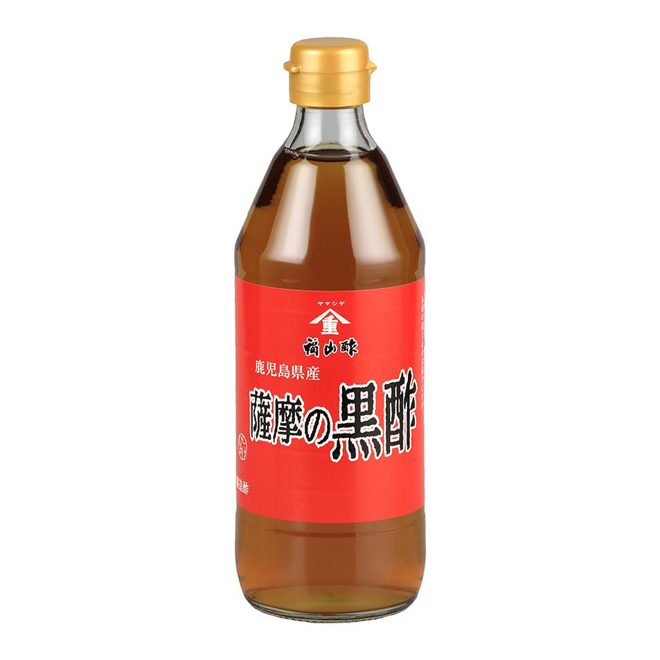 薩摩の黒酢 500ml