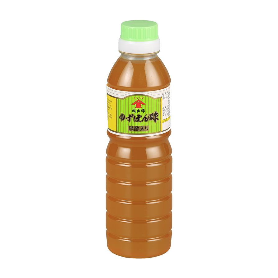 ゆずぽん酢 360ml ペットボトル