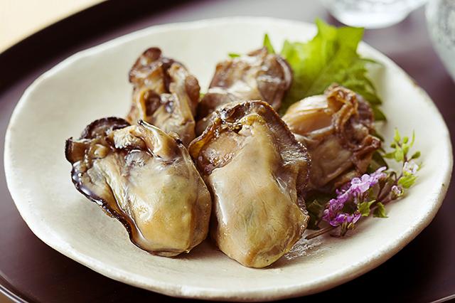 生たき牡蠣佃煮