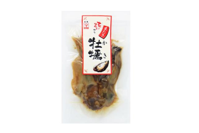 生たき牡蠣佃煮40gパッケージ