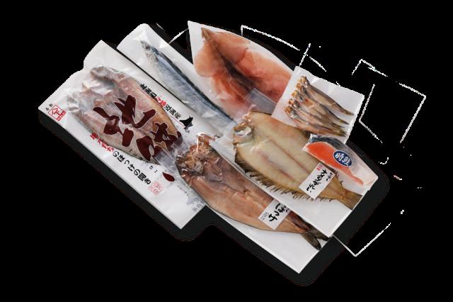 魚自慢セットパッケージ