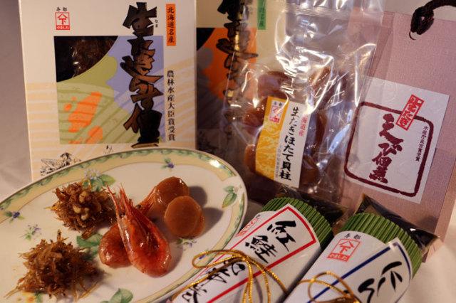 生たき佃煮・昆布巻彩りセット
