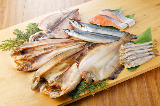 山下の北海道魚自慢セット