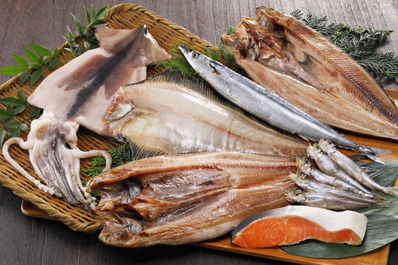 北海道魚自慢セット
