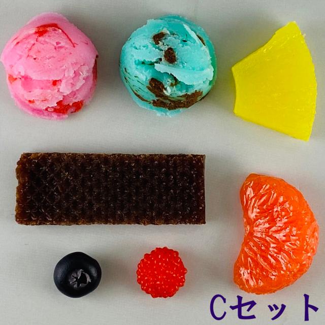 食品サンプル製作キットリアルサイズパフェA