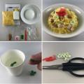 食品サンプル製作キットチャーハン