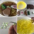 食品サンプル製作キットラーメン