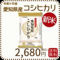 愛知県産コシヒカリ5kg 新米