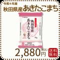 新米【令和2年産】【送料無料】秋田県産あきたこまち 5kg(5kg×1袋)