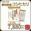 【H30年産】【送料無料】愛知県産こしひかり20kg(5kg×4袋)