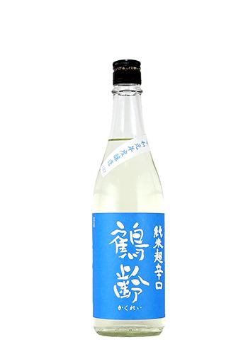 鶴齢 純米 超辛口