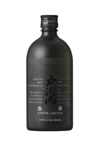 戸河内ウイスキー リキュール 珈琲 500ml
