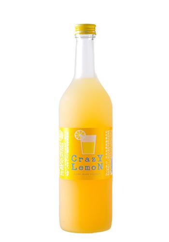クレジーレモン 720ml
