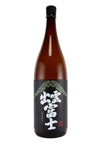 出雲富士(いずもふじ) 純米吟醸 佐香錦(さかにしき) 黒ラベル 720ml