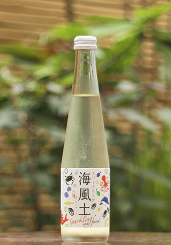 富久長 sea food sparkling