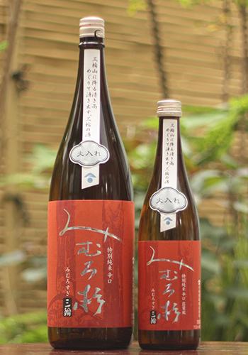 みむろ杉 露葉風 特別純米