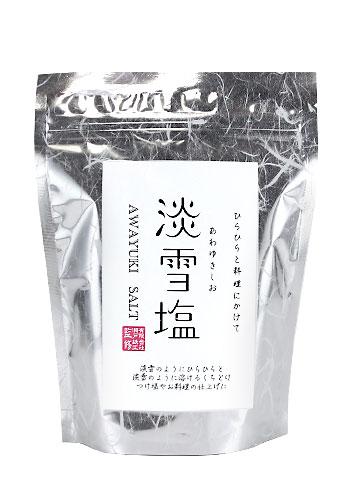 瀬戸鉄工 淡雪塩(あわゆきしお) 20g