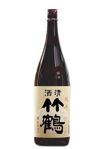 竹鶴(たけつる) 純米 1800ml