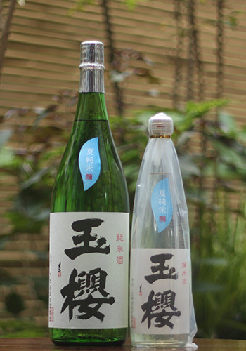 玉櫻 夏 純米