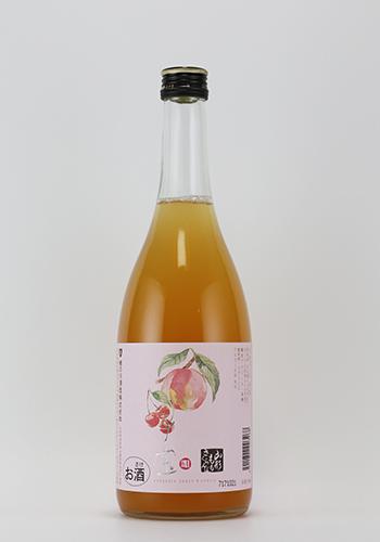 子宝 桃さくらんぼ